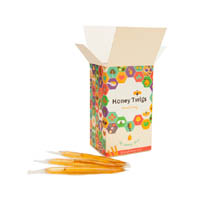 Honey,Honey Twigs,Natural Honey (30 single serve Twigs)