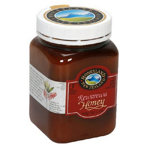 Honey,Honeyland,New Zealand Rewarewa Honey (500gm)