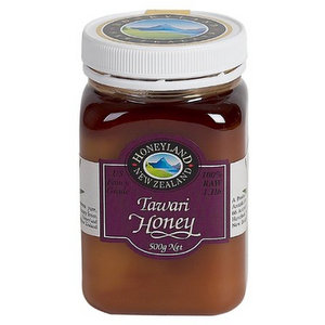 Honey,Honeyland,New Zealand Tawari Honey (500g)