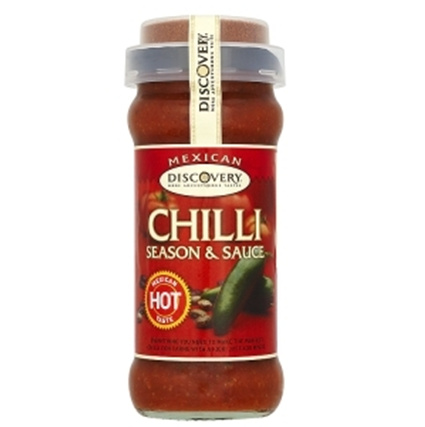 Hot Chilli Seasons & Sauce small image