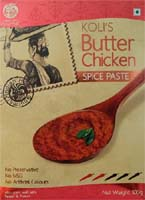 Spices & Seasonings,Indian Home Gourmet,Koli's Butter Chicken Spice Paste (100g)