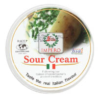 Cheese,Impero,Impero Sour Cream (200g)