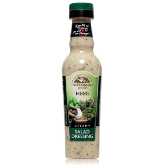 Salad Dressings,Ina Paarmans Kitchen,Herb Creamy Salad Dressing (300ml)