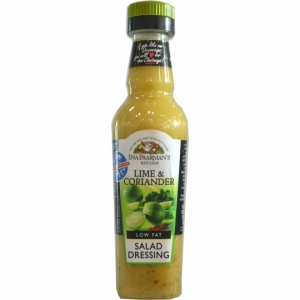 Salad Dressings,Ina Paarmans Kitchen,Lime & Coriander Low Fat Salad Dressing (300ml)