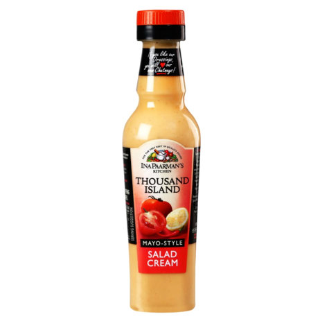 Salad Dressings,Ina Paarmans Kitchen,Ina Paarman Thousand Island Salad  Cream (300ml)