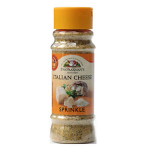 Herbs & Seasonings,Ina Paarmans Kitchen,Italian Cheese Sprinkle (200g)