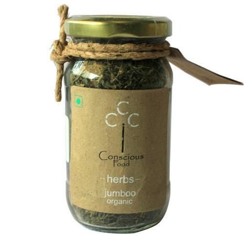 Conscious Food Organic Jumboo Herb Small Image