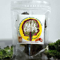 Popcorn & Chips,The Green Snack Co.,Kale Chips - Cheese and Onion (30g)