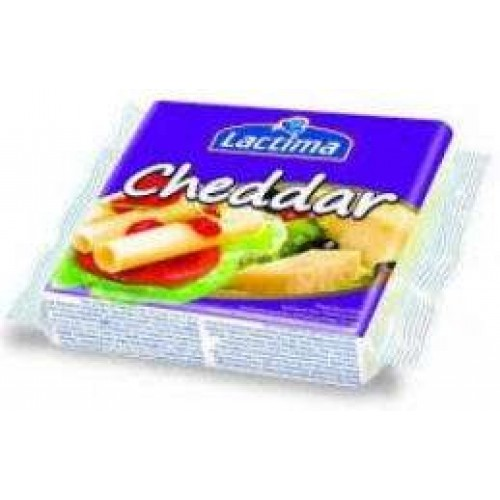 Cheese,Lactima,Sandwich Cheddar Slices (130g)
