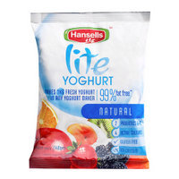 Breakfast,Hansells,Lite Natural Yoghurt Mix (140g)