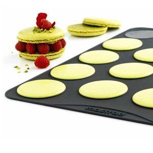 Bakeware,Mastrad,Large Macaron Baking Sheet (18 macarons)