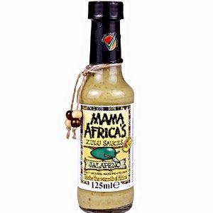 Savory & Sweet Sauces,Mama Africa,Jalapeno Sauce (125ml)