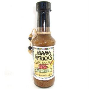 Savory & Sweet Sauces,Mama Africa,Peri Peri Sauce (125ml)