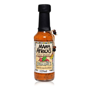 Savory & Sweet Sauces,Mama Africa,Red Chili Sauce (125ml)