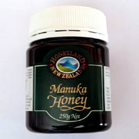 Honey,New Zealand,Airborne Health Manuka Honey (250g)