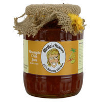 Jams And Preserves,Marthas Preserves,Pineapple Chili Jam (370ml)