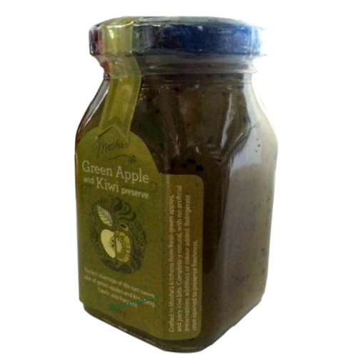 Green Apple and Kiwi Preserve (250 gms) Small Imag