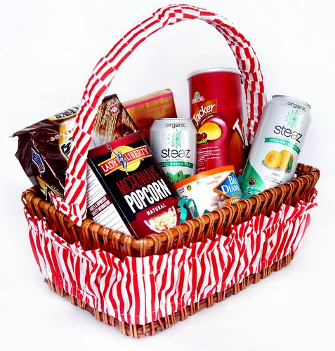 Gourmet Gift Boxes & Hampers,Gourmet Company (GC),Chocoholic Gourmet Hamper for Your Sister/Brother