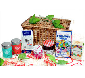 Gourmet Gift Boxes & Hampers,Gourmet Company (GC),25. The Breakfast Tea Time Hamper