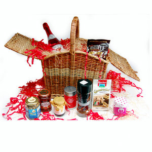 Gourmet Gift Boxes & Hampers,Gourmet Company (GC),22. The Luxuries Gourmet Hamper
