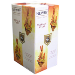 Black Tea,Newby (UK),Newby Masala Chai (50g)