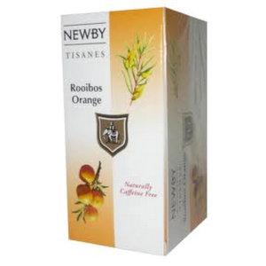 Tea Infusions,Newby (UK),Rooibos Orange