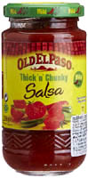 Mexican,Old El Paso,Old El Paso Thick 'n' Chunky Salsa Mild (226g)