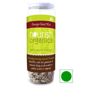 Nourish Organic Omega Seed Mix Small Image