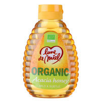 Honey,Lune De Miel (France),Organic Acacia Honey (250g)