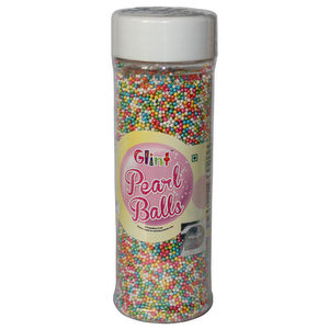 Sprinkles and Edible Shapes,Bakersville,Pearl Balls (150g)