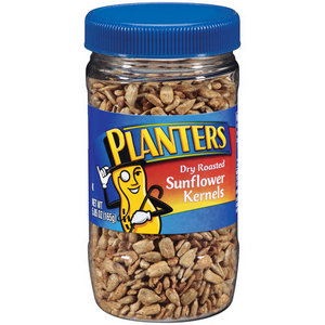 Seeds,Planters,Dry Roasted Sunflower Kernels (165 gm)