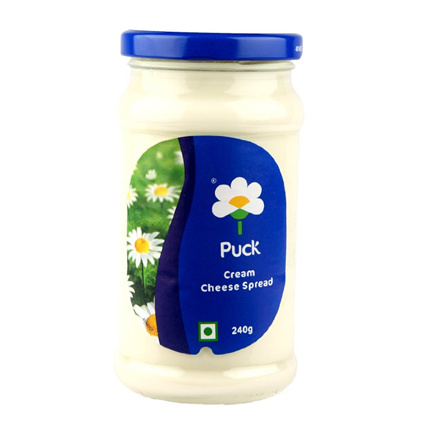 Puck Cream Chesse Spread (240g) Small Image