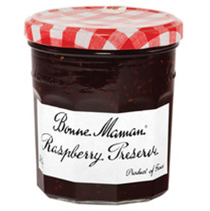 Jams And Preserves,Bonne Maman,Raspberry Preserve (370g)