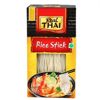 Thai,Real Thai,Real Thai Rice Stick 3mm (375g)