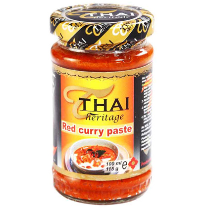 Thai Red Curry Paste small image