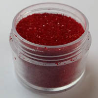 Sprinkles and Edible Shapes,Sprinkles N More,Red Glitter (4g)
