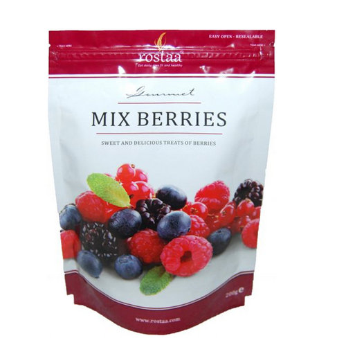 Dried Fruit & Nuts,Rostaa,Rostaa Mix Berries (75g)
