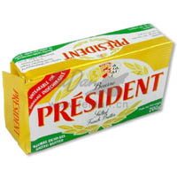 Cheese,President,President Butter - Salted (200g)