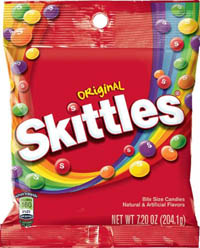 Candy & Confections,Skittles,Skittles Original (204.1g)