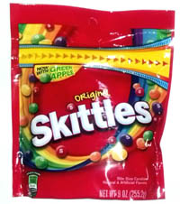 Candy & Confections,Skittles,Skittles Original (255g)