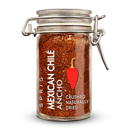 Sprig Mexican Chili Ancho Powder Small Image