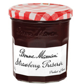 Jams And Preserves,Bonne Maman,Strawberry Preserve (370g)