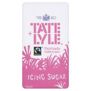 Baking Sugars,Tate & Lyle,Tate & Lyle Icing Sugar (500g)