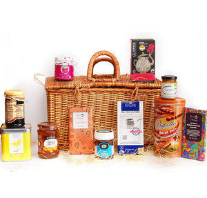 Gourmet Gift Boxes & Hampers,Gourmet Company (GC),24. The English Tea Hamper