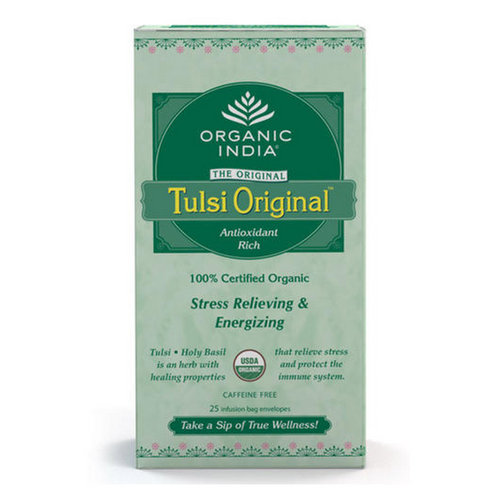 Tulsi Original Tea (25' Infusion Bags) small image