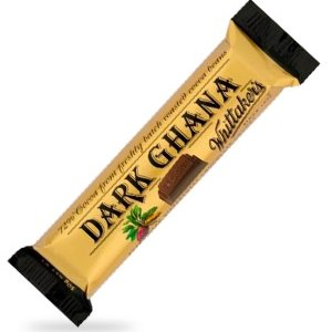 Chocolates,Whittaker's ,Whittaker's Dark Ghana Chocolate Bar (50g)