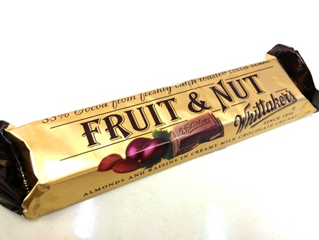 Chocolates,Whittaker's ,Whittaker's Fruit and Nut Chocolate Bar (50g)