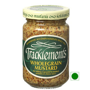Mustards,Tracklement (UK),Wholegrain Mustard (140g)