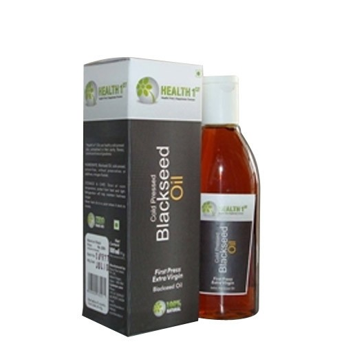 Oils & Vinegars,Health 1st,Cold Pressed Blackseed Oil (100ml)