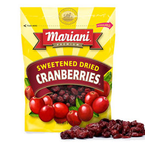 Mariani Dried Cranberries Small Image